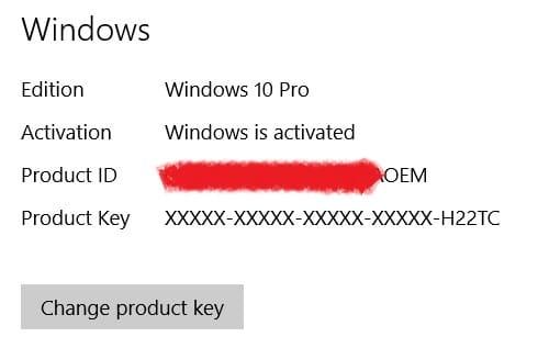 ويندوز بسعر 20 دولار فقط !! Windows 10 Pro
