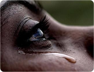 بكاء ودموع