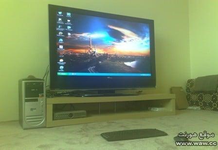 شاشة حجم 52 LCD