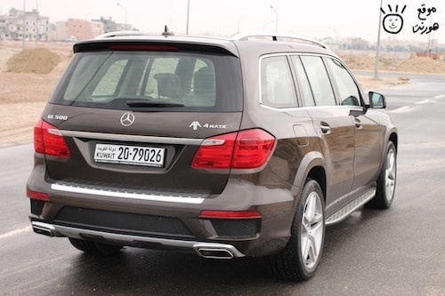 2013 Mercedes Benz GL500