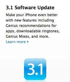 3.1 Software Update