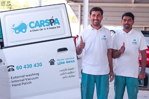 CarSpa Team