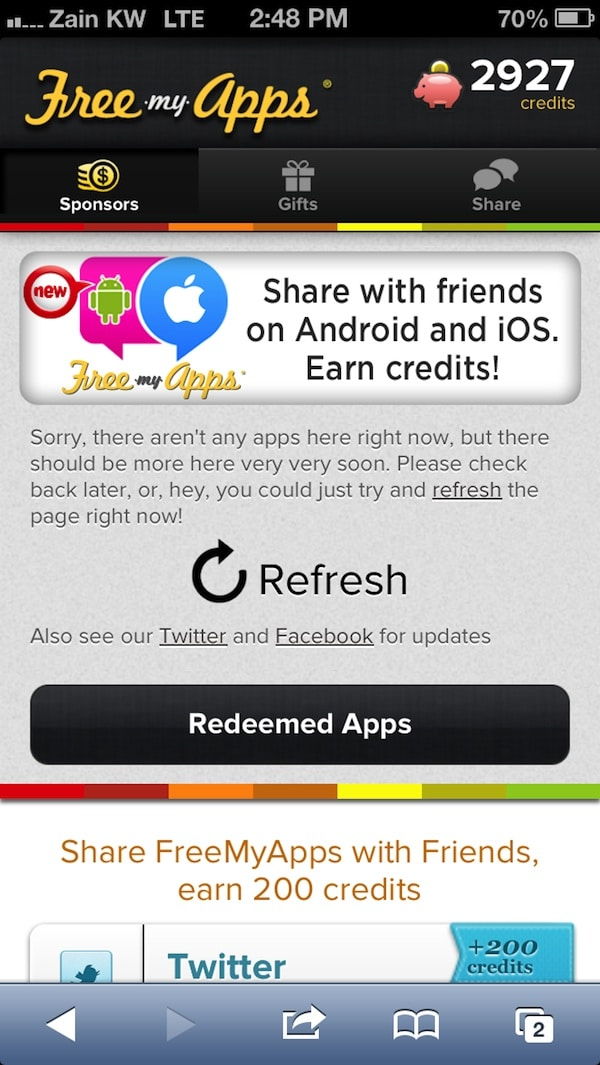 FreeMyApps 2