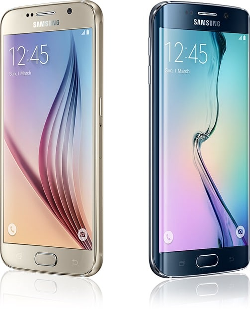 Galaxy s6 Edge and s6