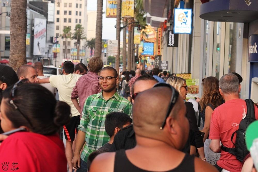 شارع المشاهير في هوليوود
