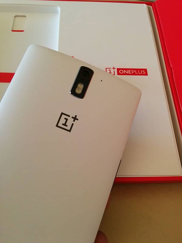 My OnePlus One
