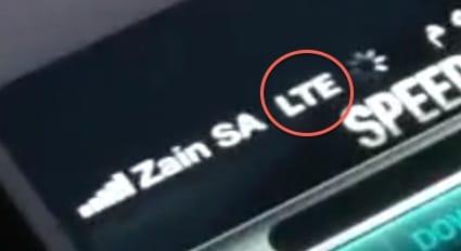 شركة زين السعودية LTE