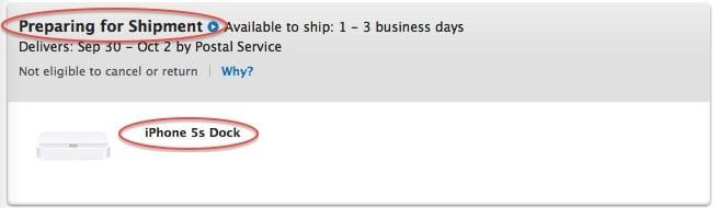 canceld order