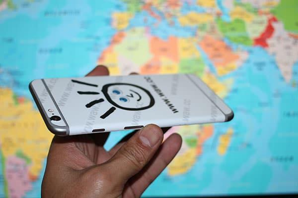 iPhone6 Plus Skin