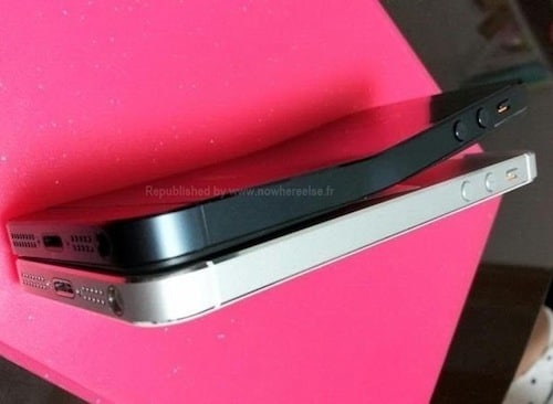 iPhone 5 frame stability issues