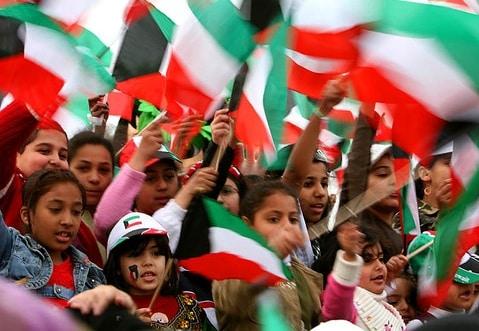 استقلال وتحرير الكويت