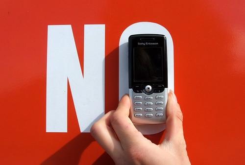 خطر التلفونات