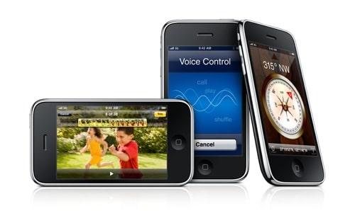 آي فون 3G S