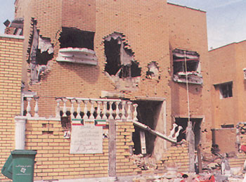 تدمير المنازل