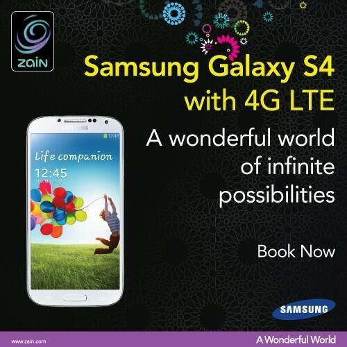 samsung S4 LTE