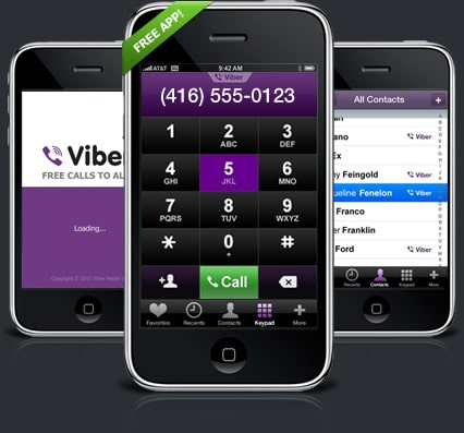 تحميل برنامج فايبر للايباد فايبر viber-app.jpeg