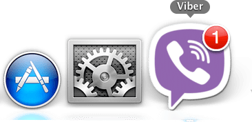 viber on my mac